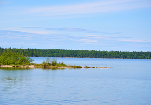 Northern Ontario Lake